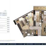 Yeni Eyup Evleri 21 Kat Plani Tip 4