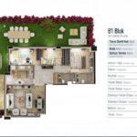 Yeni Eyup Evleri 31 Kat Plani Tip 2